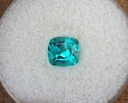 2,18ct Apatite - Paraiba coloured!