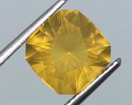 2.62 Carat VVS Opal Master Cut Crystal Juniper Ridge Rare Glowing!