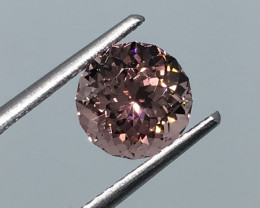 1.65 carat VVS Tourmaline Congo Master Cut to Perfection Super Flash!