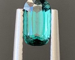 0.75 Carats Natural Color Tourmaline Gemstone