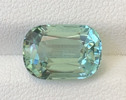 3.85 Carats Natural Color Tourmaline Gemstone