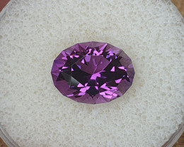 5,85ct Amethyst - Master cut & AAA colour!