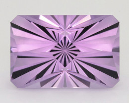 20.2CT BRAZILIAN AMETHYST~PRECISION CUT~