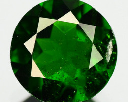 1.22 Cts Natural Green Color Chrome Diopside Loose Gemstone