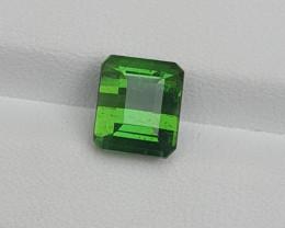 Natural Green Tourmaline 3.20 Carats