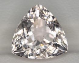 $450. 6.60 Carats Natural  Morganite Gemstone