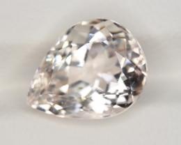 5.65 Carats Natural  Morganite Gemstone