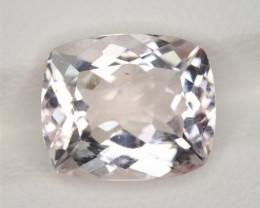 5.20 Carats Natural  Morganite Gemstone