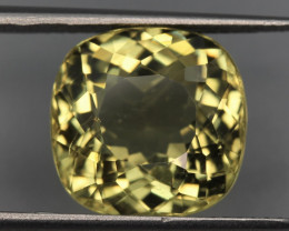 6.95 Carats Natural Heliodor Gemstone
