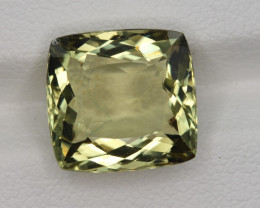 6.49 Carats Natural Heliodor Gemstone