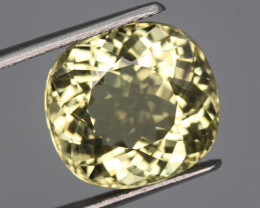 8.65 Carats Natural Heliodor Gemstone