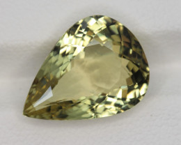 6.25 Carats Natural Heliodor Gemstone