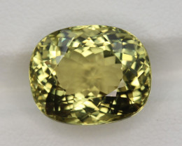 9.90 Carats Natural Heliodor Gemstone