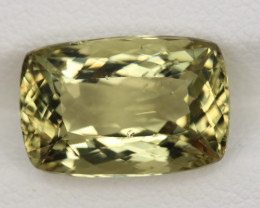 5.70 Carats Natural Heliodor Gemstone