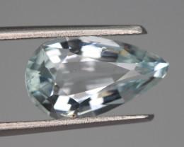 2.85 Carats Natural Aquamarine Gemstone