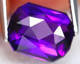 Uruguay Amethyst 2.85Ct VVS Master Cut Natural Violet Amethyst ET0247