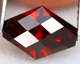 Spessartite 1.77Ct VVS Pixalated Cut Natural Spessartite Garnet ET0256