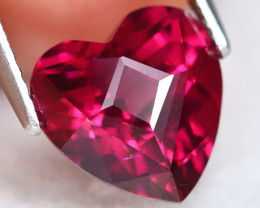 Mahenge Garnet 3.01Ct VVS Heart Cut Natural Mahenge Garnet ET0271