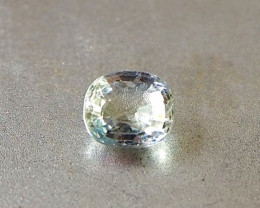0.92ct unheated special bi-colours sapphire