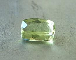 2.75ct Natural lime green beryl