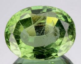 5.98 Cts Unheated Natural Green Apatite Loose Gemstone