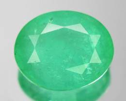 2.83 Cts Natural Rich Green Colombian Emerald Gemstone