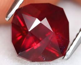 Rhodolite 2.54Ct VS2 Master Cut Natural Rhodolite Garnet B0601