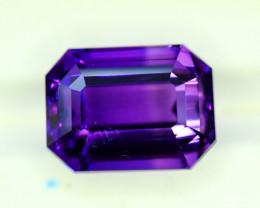 Amethyst, 13.60 Cts Natural Top Color & Cut Amethyst Gemstones