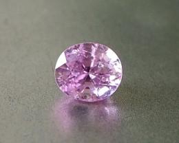 1.47ct Unheated pink sapphire