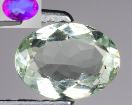 Alexandrite Rare Color Change Gemstone Ax2