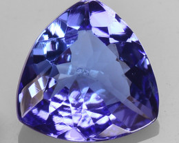 0.94 Ct Tanzanite Top Quality Gemstone. TN3