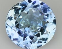 0.73 Ct Tanzanite Top Quality Gemstone. TN14