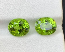 6.75 ct Natural Green Peridot