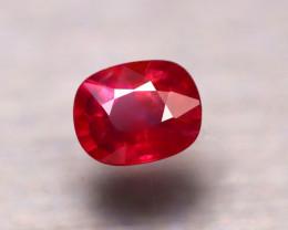 Rhodolite 1.29Ct Natural Red Rhodolite Garnet D1023/B2