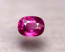 Rhodolite 0.93Ct Natural Purple Rhodolite Garnet D1024/B2