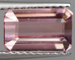 2.17 CT Padparadscha Color Copper Bearing Mozambique Tourmaline-PTA123