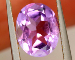2.51 CTS AMETHYST FACETED STONE CG-3172
