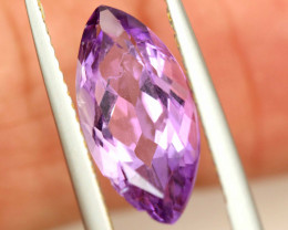 2.94 CTS AMETHYST FACETED STONE CG-3176