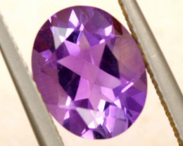 2.20 CTS AMETHYST FACETED STONE CG-3183