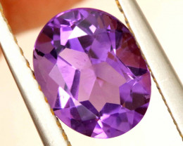 1.60 CTS AMETHYST FACETED STONE CG-3196