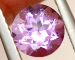0.90 CTS AMETHYST FACETED STONE CG-3202