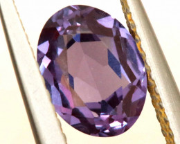 1.50 CTS AMETHYST FACETED STONE CG-3204