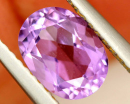 1.20 CTS AMETHYST FACETED STONE CG-3205