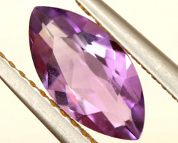 0.95 CTS AMETHYST FACETED STONE CG-3206