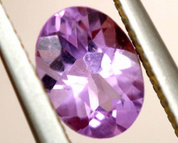 0.75 CTS AMETHYST FACETED STONE CG-3208