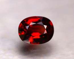Almandine 2.55Ct Natural VVS Vivid Blood Red Almandine Garnet E1120/B26