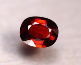 Almandine 2.34Ct Natural VVS Vivid Blood Red Almandine Garnet E1121/B26