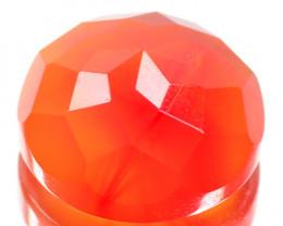 3.56 Cts Untreated Fancy Orange Carnelian Natural Loose Gemstone