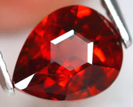 Spessartite 1.71Ct VVS Pear Cut Natural Spessartite Garnet B0802