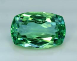 NR Auction 10.80 Grams Amazing Lush Green Hiddenite Kunzite Gemstone
